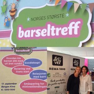 Barseltreff Bergen
